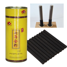 10 Pcs / Box Smokeless Moxa Rolls Chinese Traditional Roller Stick Black Roller Burner Moxibustion Acupuncture Massage