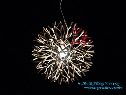 Hot Selling Cool Looking Coral Pendant L&s Designed By Pallucco