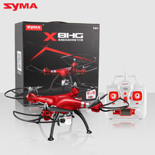 Syma X8HW Hover RC Quadcopter FPV Drone with 4K 1080P Camera HD 2.4G 6Axis Dron RTF RC Helicopter VS MJX X101 Syma X8HG