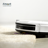Fmart E 550W S 3 In 1 Robot Vacuum Cleaner Home Cleaning Appliances 128ML WaterTank Wet