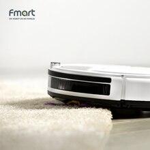 Fmart E-550W (S) Roboter-staubsauger Wohnungsreinigung Geräte 3 in 1 Reinigungsmittel Saug + Kehrmaschine + Mopp Led-anzeige Sauger