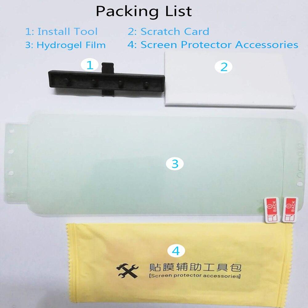 Полный защитный гидрогелевые мягкие пленка для huawei P30 Pro Коврики 20 Lite P20 Pro P30 Экран Защитная пленка для Honor 10 Lite 8X 7X V20