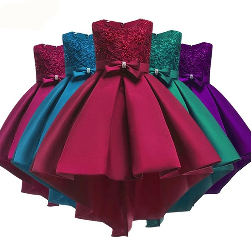 Elegant   Flower     Girls     Dresses   For Wedding and Party   Dresses   Kids   Girls   Princess   Dress   Children Clothing 3 4 5 6 7 8 9 10 Year