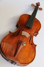 "Top Quality professional violin handmade violin A Great 4/4 Violin ""All European Wood"" ,free shipping 121118"