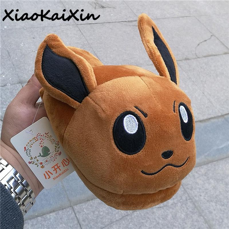 Pokemon Plush Slippers - Supple Squid