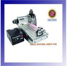 4 Axis CNC Engraver Engraving Cutting Machine CNC 3040 3040Z 4D Ball Screw