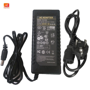 Image 1 - 12 V 6A מתאם AC Power supply עבור SKYRC V2 B6 Imax B6 מאזן מטען 50 W/מיני