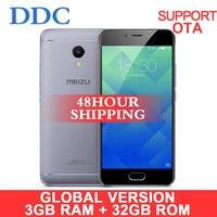 Stock Global Version Original Meizu M5s 3GB RAM 32GB ROM MT6753 5.5