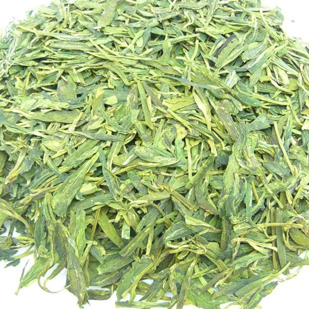 зеленый китайский чай фото