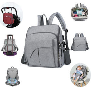Image 1 - Multifunction Diaper Bag Backpack for Moms Maternity Bag for Baby Care Bag for Cart Stroller Nappy Carriage Mommy Changing Bag