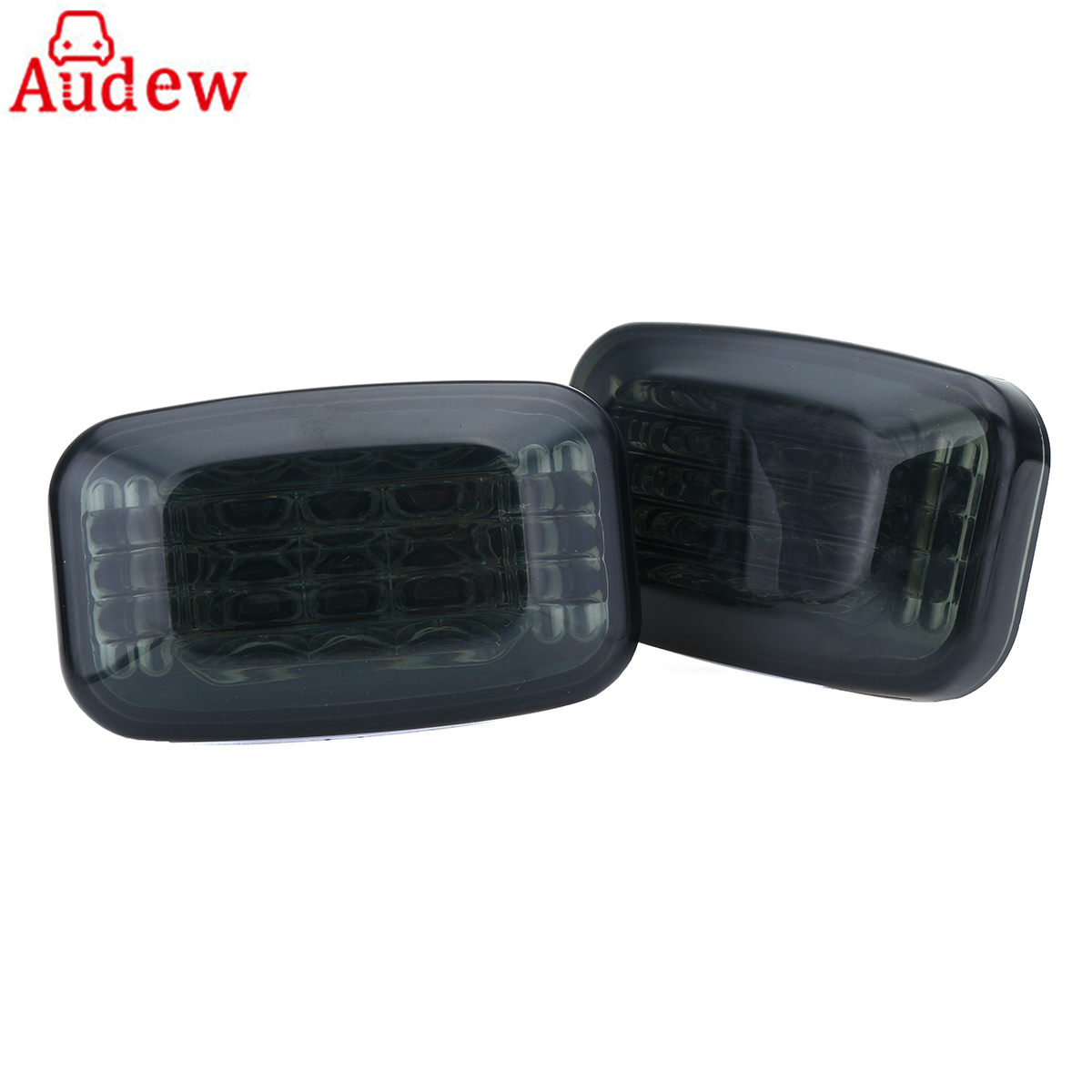 где купить Amber Car Turn Signal Light  Side Marker Lamp Warning Light LED For Toyota Land Cruiser 70 80 100 Series Amber по лучшей цене
