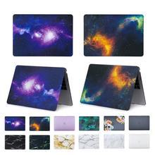 EGYAL Laptop Dành Cho Apple MacBook Air 11 13 Retina 13 15 New Pro 13 inch với Thanh Cảm Ứng 2017 2018 Ốp Mờ mẫu Mới A1932