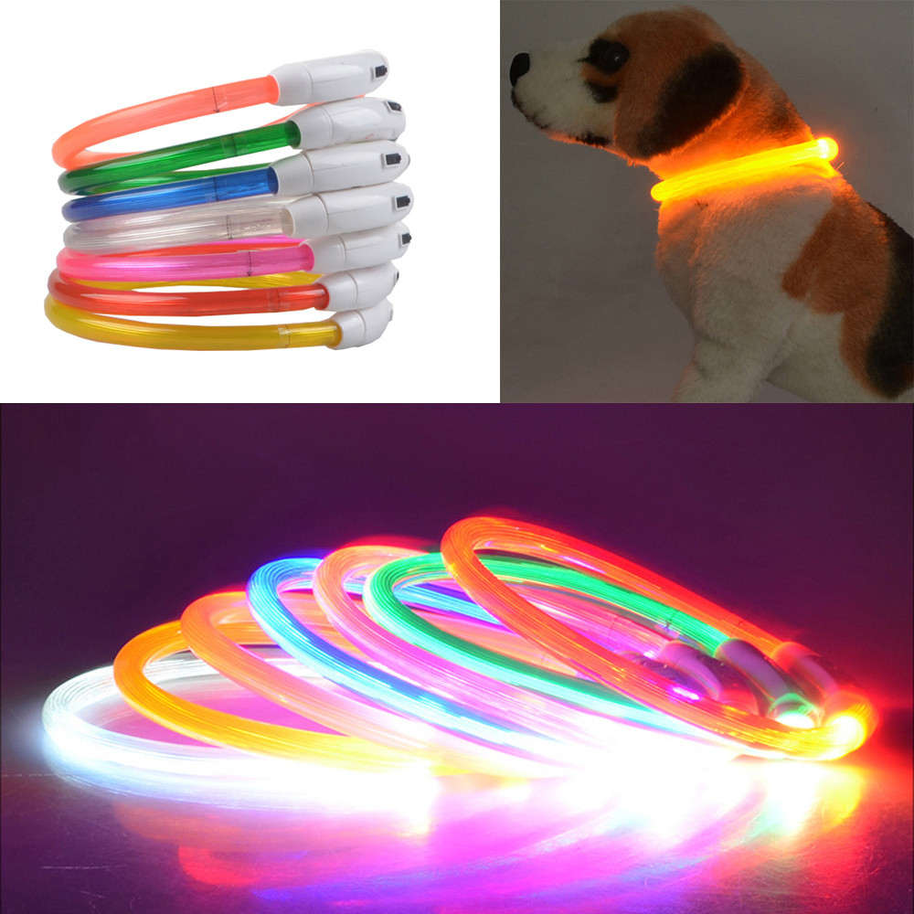 LED Dog Collar - USB Rechargeable 19