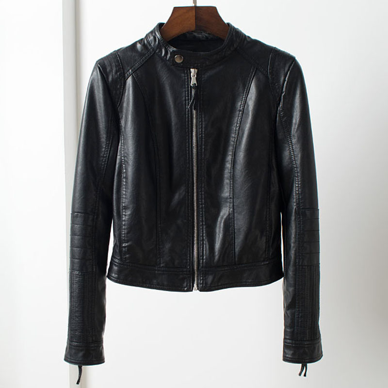 Popular Jackets for Women Leather-Buy Cheap Jackets for Women ...