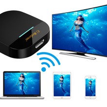 Mirascreen 2.4G/5G Miracast Any Cast Wireless DLNA AirPlay HDMI TV Stick Wifi Display