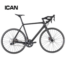 ICAN high end carbon cyclocross bike 8.22 kg full carbon bicycle Shiman groupset with 29er mtb wheels AC059 completed bike