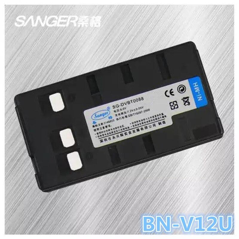 BN-V11U BN-V12U Batteries pack BN V10U V11U V12U V20U V22U Appareil Photo Numérique Batterie BN-V25U Pour JVC SXM920U SXM745U SXM515U