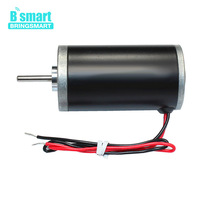 Bringsmart DC Permanent Magnet Motor 6 24V 4000 8000rpm Powerful Electric Reversed High Speed Motor Long Life Mini Engine Motor
