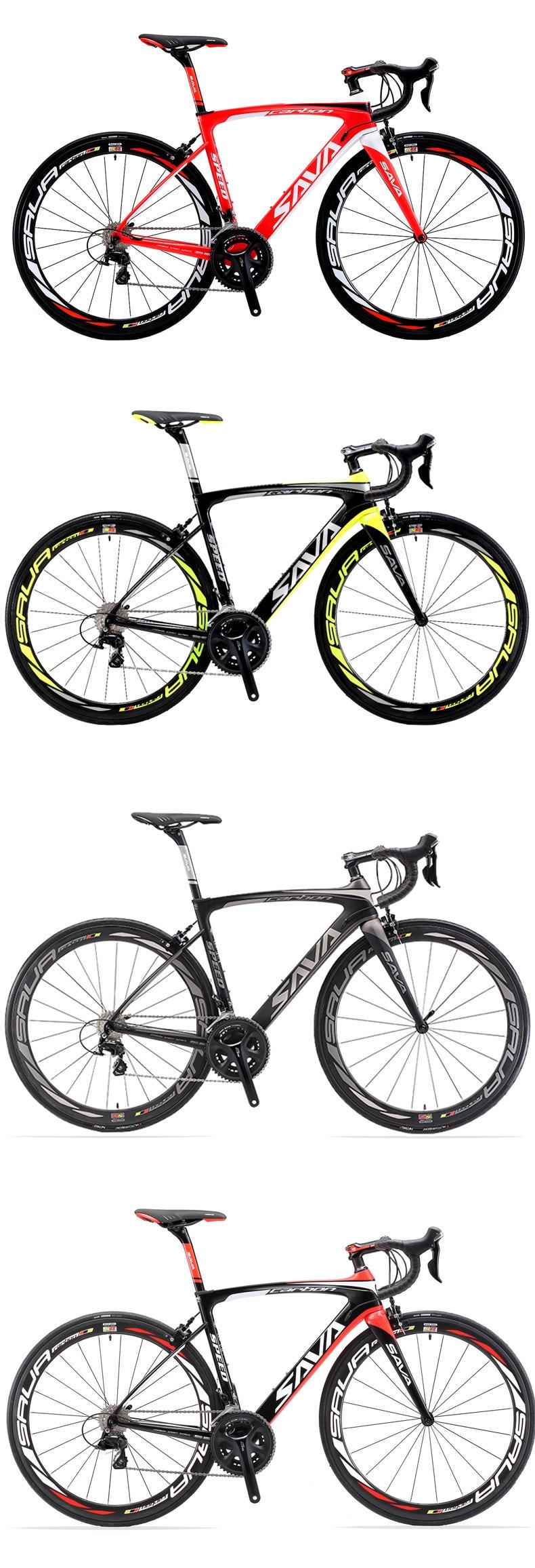 Carbon Road bike 700C Race Road Bike Carbon 8.4kg Bicycle Carbon Full Carbon Bicycle Racing with Shimano 105 R7000 Racing Bike