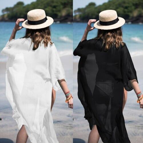 2019 Newest Fashion Hot Sexy Charming Wholesale Womens Bikini Cover Up Kaftan Beachwear Beach Short Dress Ladies Mini Dress