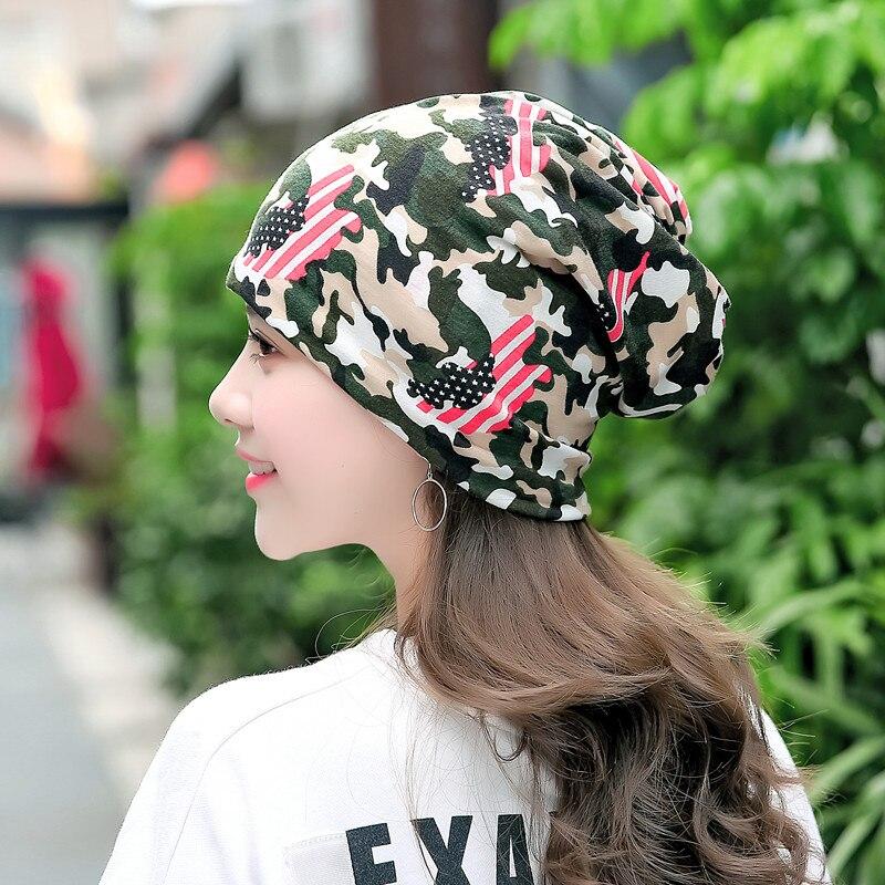 New Arrival 2 Use Cap Knitted Scarf & Winter Hats For Women Flower Beanies Women Hip-hot Skullies Girls Gorros Women Beanies цена и фото