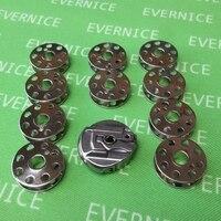 Bobbin Case # 45751 +10 bobbins for SINGER Featherweight Sewing Machine 221 222