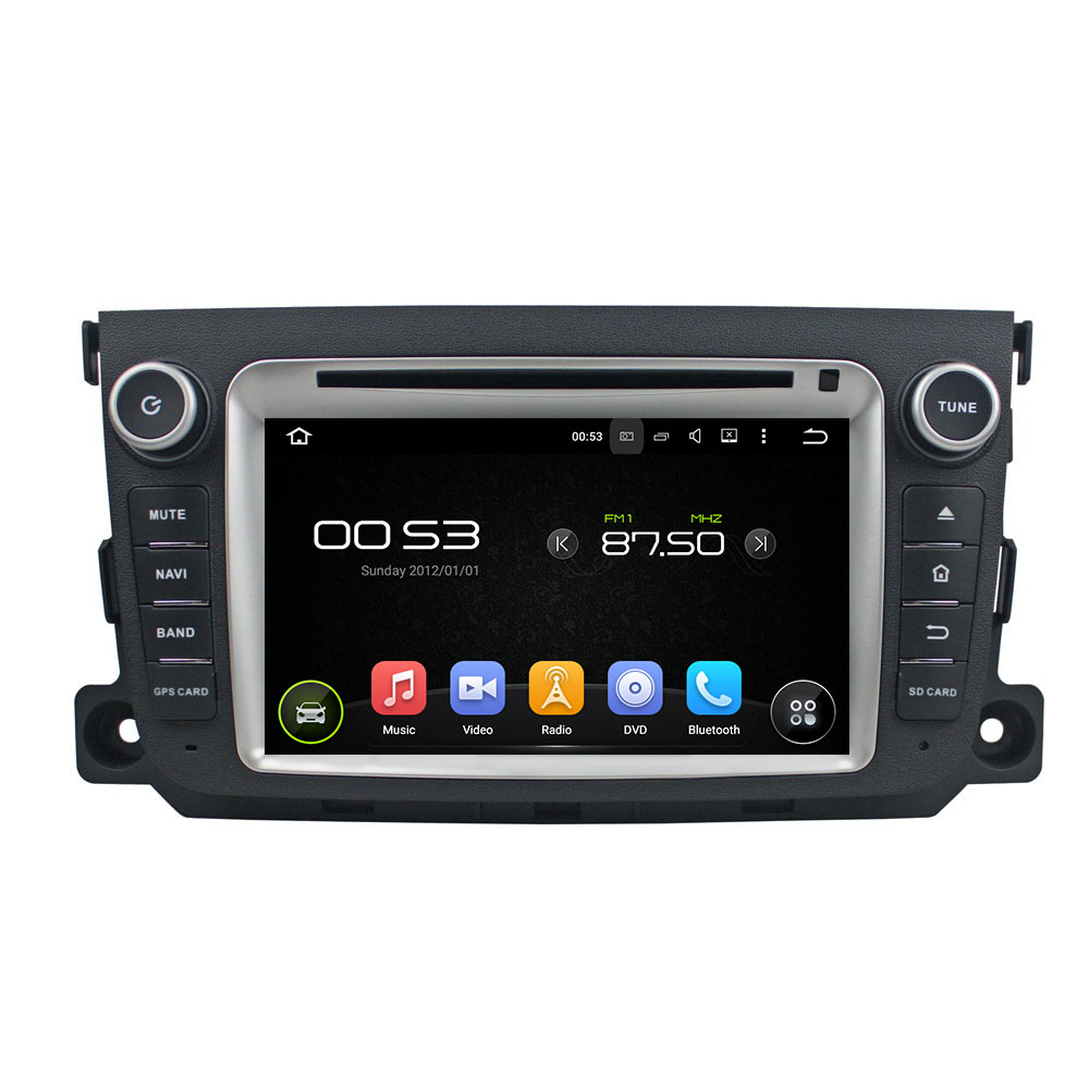 7 Android 6 0 Octa core Car Multimedia Player For BENZ SMART 2011 2012 font b