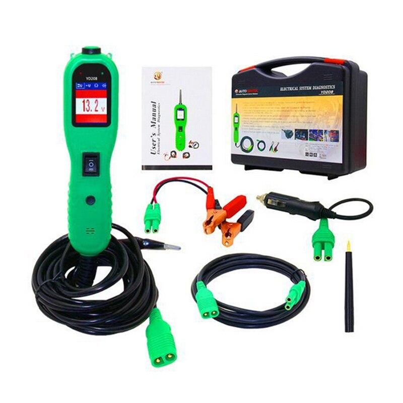 Testeur de Circuit électrique YD208