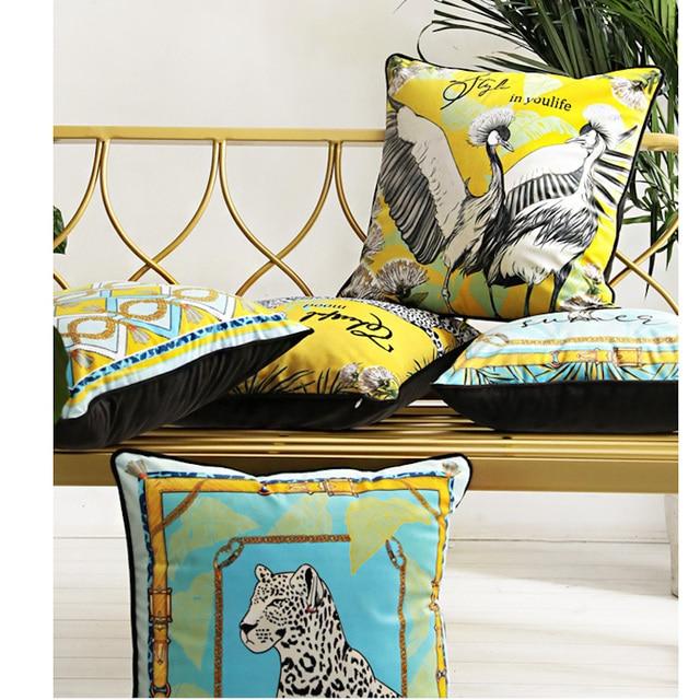 Stunning Leopard Cushion  3
