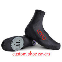 5pcs Custom Design Cycling Shoe Covers Design Your Own Bike Overshoes Breathable
