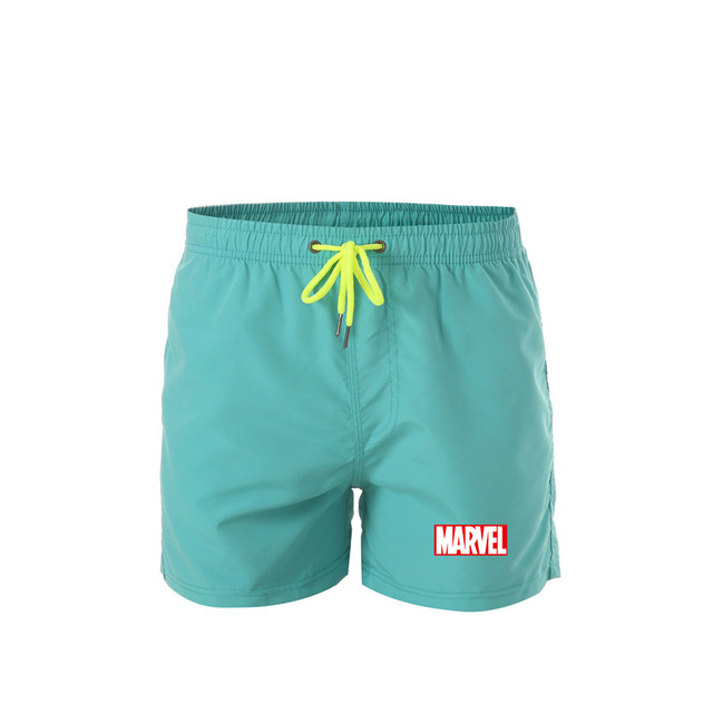 Miracle Men's Swimwear Swimming Shorts Pants Beach Board Shorts Swimwear Swimwear Men's Running Sportswear Pants Shorts 1