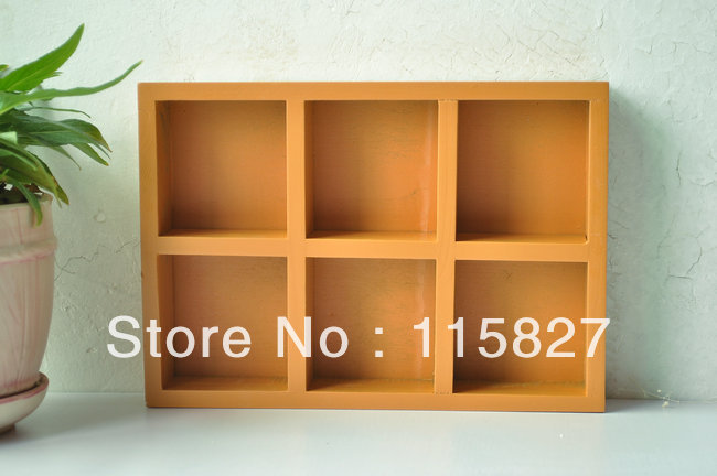 Min order$20(mixed items)2pcs/lot wooden desk organization wooden storage tray wooden plate house decoration