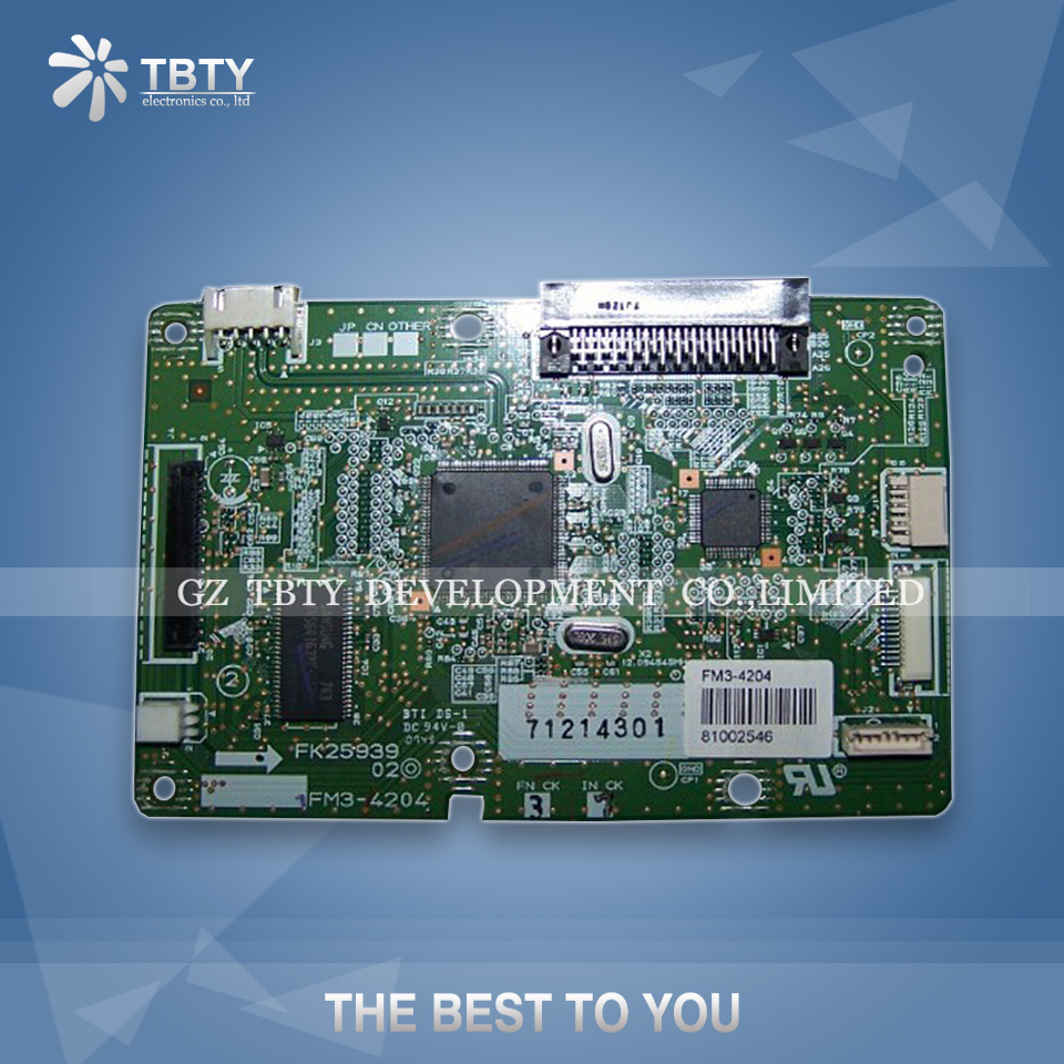 100% Test Main Board For Canon LBP 3310 LBP3310 Formatter Board Mainboard On Sale mainboard for canon lbp 5300 lbp5300 rm1 4421 formatter board main board on sale