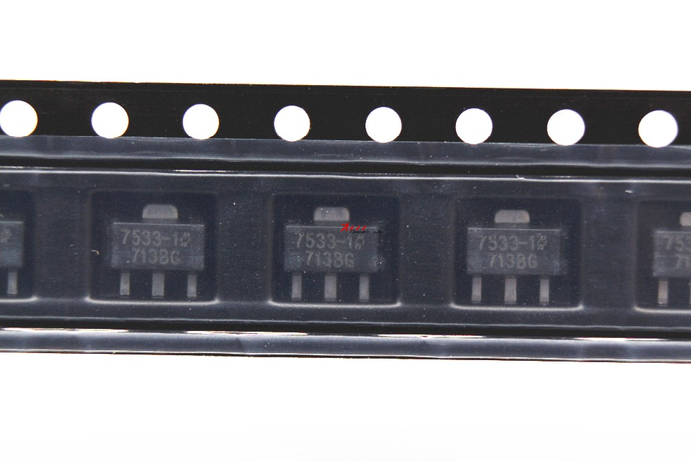 30PCS HT7533 HT7533 1# 7533 1# SOT 89 low dropout voltage regulator circuit| | - AliExpress
