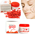 Moisturizing Goji Face Cream Chinese wolfberry medlar multi-effect anti wrinkle day cream Inhibit the activity of tyrosinase