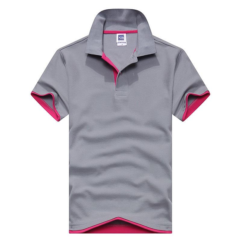 Большие размеры, XS-2XL, брендовая Новая мужская рубашка поло, мужская хлопковая рубашка с коротким рукавом, брендовые майки, мужские рубашки поло