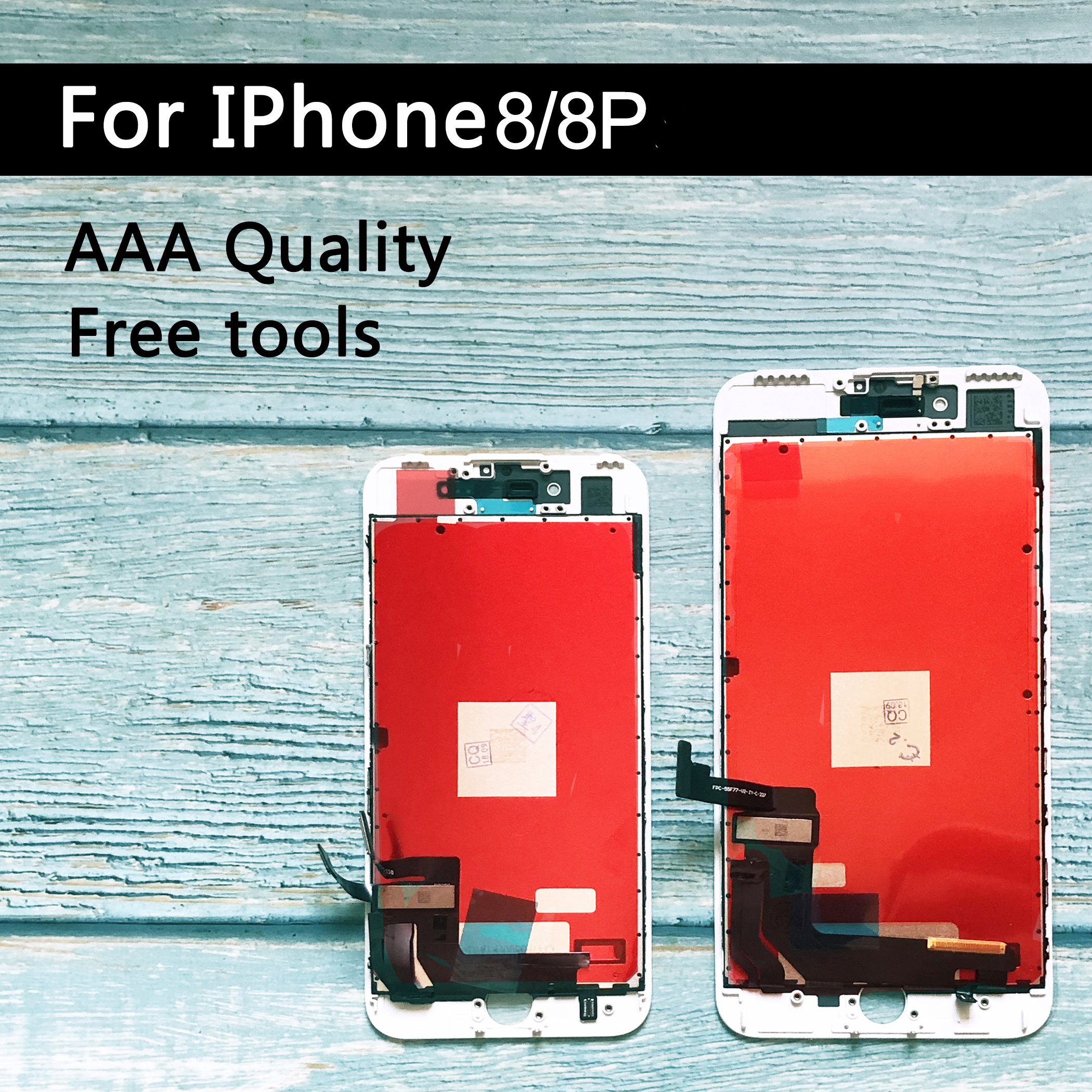 Factory Sale Replacement LCD For Iphone 8 plus LCD Screen Display Touch Digitizer Assembly For iphone 8 LCD Screen AAA Quality