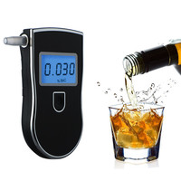 ANENG Cars Household Professional Breath Alcohol Parking Testing Detector Police Portable LCD Digital Breath Alcohol Tester