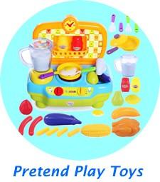 Pretend toys
