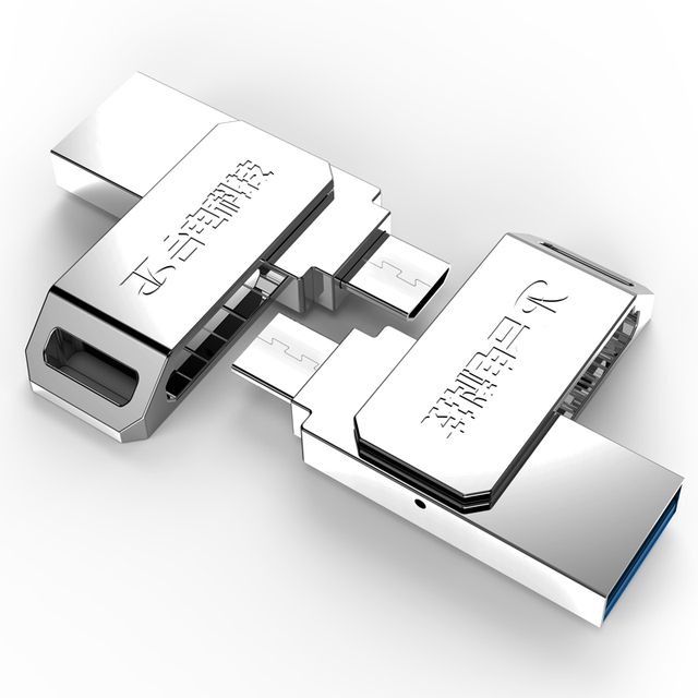 Высокая Скорость Teclast Dual Разъем OTG USB Flash Drive для Android Телефона Tablet PC 16 ГБ 32 ГБ 64 ГБ USB3.0 Memory Stick USB Stick U Диск