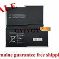 Бесплатная доставка 7.6 В 42.2WH Батареи ДЛЯ MICROSOFT SURFACE PRO3 PRO 3 VPN G3HTA005H MS011301-PLP22T02 7.6 В 42.2WH