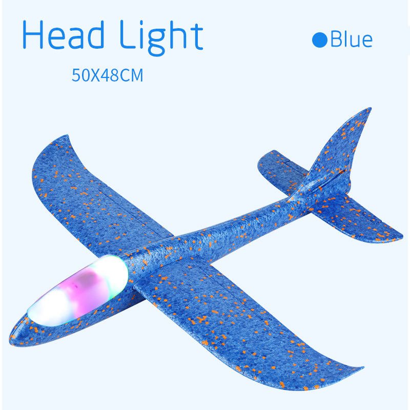 Head Light-Blue