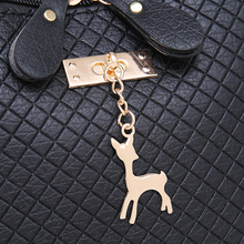 Women Shoulder Mini Bag With Deer Toy (8 colors)