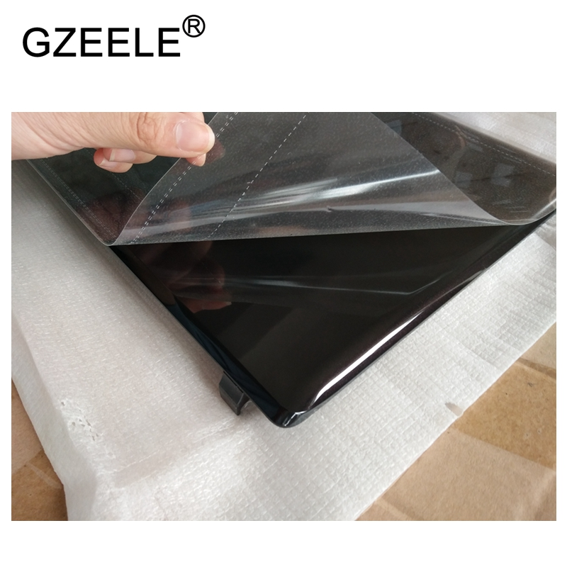 GZEELE New Laptop LCD top cover case for lenovo G570 G575 LCD BACK COVER LCD Rear Lid Top Case BLACK AP0GM000500 цены