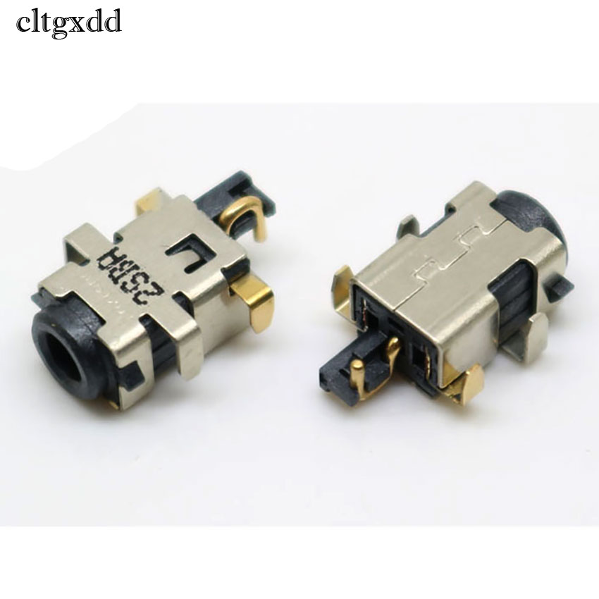 cltgxdd DC Power Jack Plug Charging Port Socket Connector For Asus Eee PC EeePC X101 X101H X101CH R11CX 5-pin Connector yuxi dc power jack connector power harness port plug socket for samsung np300 np300e np300e4c 300e4c np300e5a np300v5a