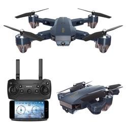 FQ777 FQ35 2.4G RC 720P WIFI FPV kamera hd składany zdalnie sterowany quadcopter Drone Hover dla new arrival w Helikoptery RC od Zabawki i hobby na