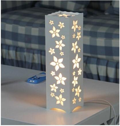 Nueva decoracin casera los 2 unids lmparas de mesa Lamparas de