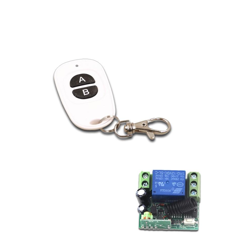 Lo nuevo Ab Clave DC12V Mini Abrelatas de la Puerta Del Sistema de Control Remot
