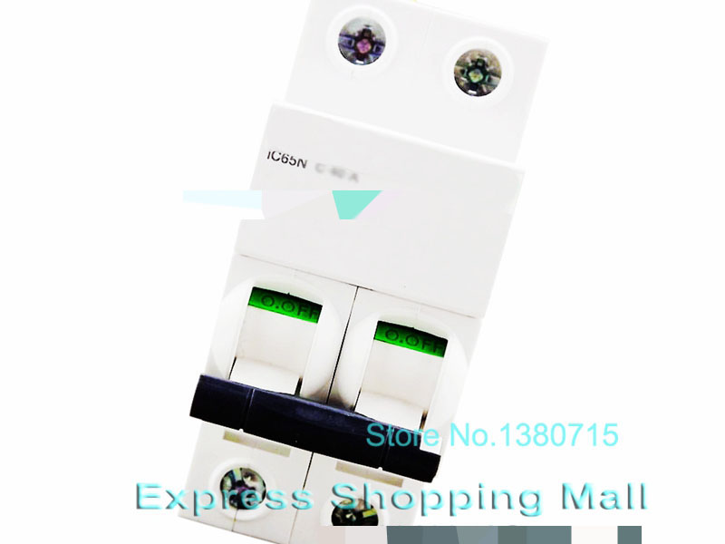IC65N 3P D63A Miniature Ciruit Breaker New 5pcs/lot dhl ems 5 lots 1pc new for sch neider ic65n 3p c16a breaker f2