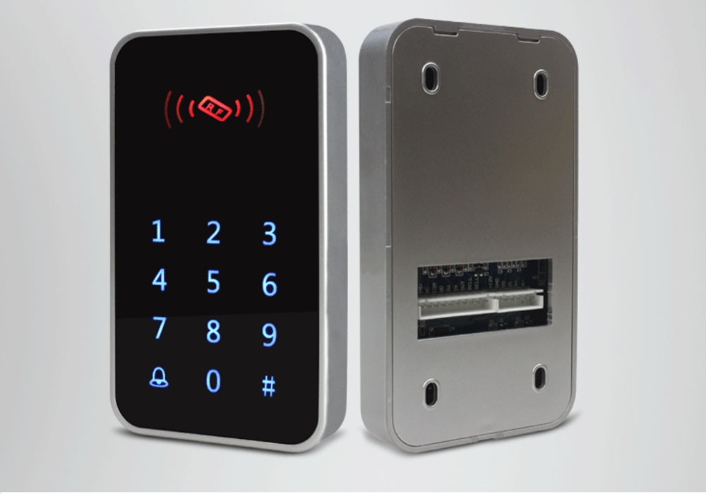 High Quality Single Access Control Proximity Smart Rfid Card Reader No Software Standalone S021 Door Access Controller